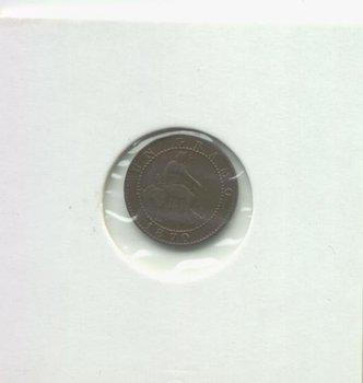 1 Centimo 1870 OM