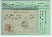 4 Cuartos Naranja Carta Llucmayor-Palma de Mca