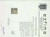 Certificado Exfima