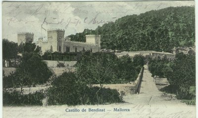 Mallorca Castillo Bendinat