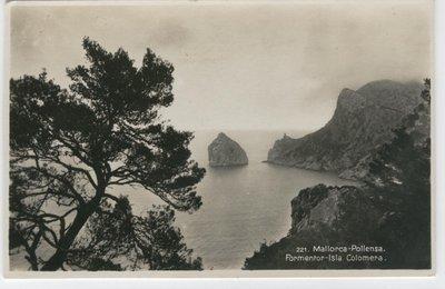 Mallorca Pollensa Formentor Isla Colomer
